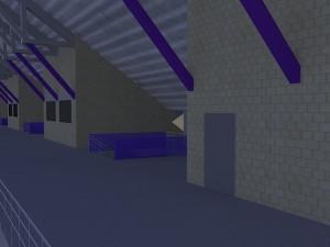 2階コンコース